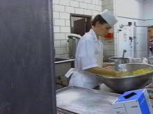 Fort Bragg Cooks Prepare For Holiday Rush