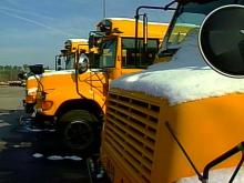 No Confusion Today: Schools Closed As Snow Piles Up