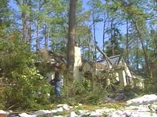 Moore County Trees Downed By Storm Create Out-Of-Pocket Expenses for Homeowners
