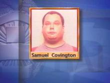 Thanks to a WRAL OnLine user, Samuel Covington was arrested and charged with the murder of a homeless man.(WRAL-TV5 News)