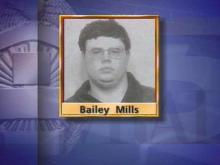 Bailey Mills, 19, is in the Wake County jail. He is charged with taking indecent liberties with a child.(WRAL-TV5 News)
