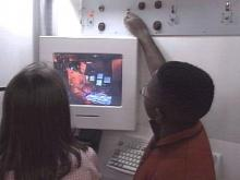 Wilson Students Take Virtual Field Trip To Outer Space