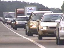 Holiday Travel Rush Starts With Jammed Roadways, Busy Airways