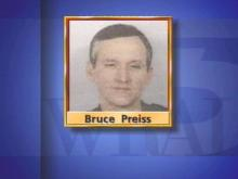 Bruce Preiss, a Durham Police Department technician, is accused of destroying evidence.(WRAL-TV5 News)