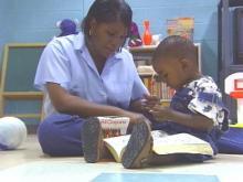 MATCH Program Gives Imprisoned Mothers, Children A Second Chance To Bond