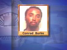 Cary investigators say Conrad Burke broke into three elementary schools and stole checks from the desks of teachers.(WRAL-TV5 News)