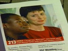 Both teacher and student continue to receive national publicity. Jane Smith and Michael Carter are featured in the May editions of People and Jet magazines.(WRAL-TV5 News)