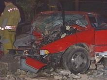 Durham police say speeding played a role in a fatal crash early Saturday morning.(WRAL-TV5 News)