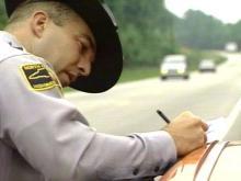 Highway Patrol Putting the Brakes on Speeders
