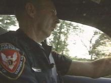 While Durham is plagued with a soaring crime rate, Police officers like Jeff Page are hitting the streets to prevent violent crimes by teenagers.(WRAL-TV5 News)