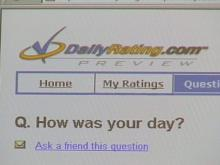 Triangle Web Site Offers 'Daily Rating' Of Events