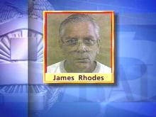 James Rhodes, 53, of Raleigh, escaped from the Wake Correctional Facility late Wednesday.(WRAL-TV5 News)