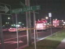 Fayetteville police are hunting for a driver who was involved in a hit and run incident Friday night.(WRAL-TV5 News)