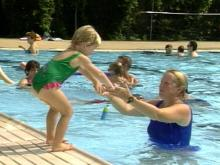 Heavy Rains No Boon for Swimming Pools
