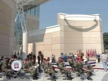Airborne & Special Operations Museum Officially Opens in Fayetteville