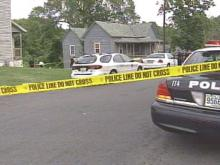 Durham police found a body a half-mile away from City Hall Tuesday afternoon.(WRAL-TV5 News)