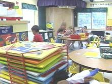 Day care centers in North Carolina have just two weeks to apply for a new star rating system.(WRAL-TV5 News)