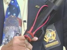 Cumberland County is offering free gun locks for people who apply for gun permits.(WRAL-TV5 News)