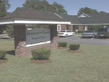 The Shumate-Faulk funeral home was two weeks away from opening a crematory on Highway 117. Neighbors say there is the potential for a smelly situation.(WRAL-TV5 News)