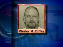 Wesley M. Coffey was reported missing Wednesday.(WRAL-TV5 News)