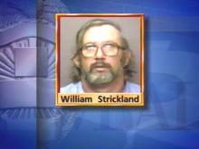 William James Strickland, 45, of Fayetteville, is charged with four counts of third-degree sexual exploitation of a minor.(WRAL-TV5 News)