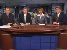 On Friday, October 13, WRAL's 5:00 News will be the first ever all-high-definition newscast in the world.(WRAL-TV5 News)