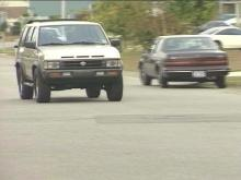 Fayetteville residents want to put the skids on speeding motorists.(WRAL-TV5 News)