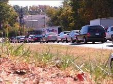 Raleigh Voters Consider $45M in Road Bonds Next Week