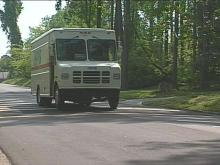 The debate over speed bumps is providing a rough ride for the Granville County town of Creedmoor.(WRAL-TV5 News)