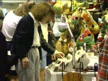 Holiday Shopping in Full Swing at Annual Holly Day Fair