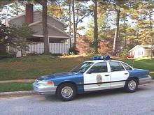 Residents Say Police Cruisers In Neighborhood Deter Crime
