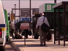 Good Fares Possible for Christmas Travelers; Important Changes at Airport