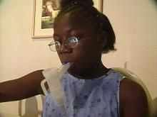 Child advocates say the state can do a better job of identifying and treating asthma in children.(WRAL-TV5 News)