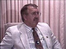 Robert Wentz led the Wake County Public School System from 1989 to 1994.(WRAL-TV5 News)