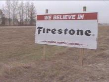Workers at the Firestone plant in Wilson were relieved to find out that the tire problems involving Ford Explorers are linked to a tire design flaw, not poor workmanship.(WRAL-TV5 News)