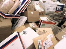 Holiday mail madness is heating up as delivery time begins to wind down.(WRAL-TV5 News)