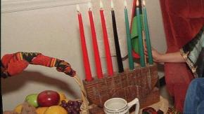 Some of the symbols of Kwanzaa.(WRAL-TV5 News)