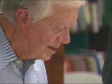 Former President Carter Comes To Raleigh To Promote New Book