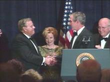 North Carolinians Not Left Out of Bush's Big Party