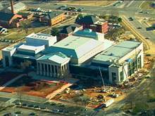 Progress Continues as Concert, Opera Halls Near Completion