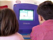 Computers Make Hospital Stays Easier for Children