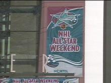 Denver is playing host to this year's NHL All-Star Weekend.(WRAL-TV5 News)