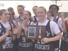 East Chapel Hill H.S. Senior Wins Extra Effort Award