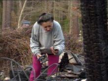 Chatham County Artist Tries to Rebuild After Devastating Fire