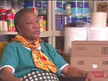 Mary Judd lives the legacy that Dr. Martin Luther King would have wanted. She serves the homeless from her front porch on Swain Street in Raleigh. She offers them food as well as inspiration.(WRAL-TV5 News)