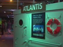 The Extreme Deep exhibit opened Saturday at the Museum of Natural Sciences.(WRAL-TV5 News)