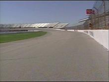 Dale Earnhardt was scheduled to race at the North Carolina Motor Speedway in Rockingham. Despite his death, organizers plan to run the DuraLube 400.(WRAL-TV5 News)
