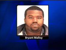 UNC football player Bryant Malloy was charged with hitting a woman at a night club Sunday morning.(WRAL-TV5 News)