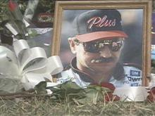 Friends, Family Gather To Say Goodbye To Dale Earnhardt