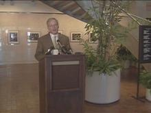 Raleigh Mayor Paul Coble announced the hiring of a new city manager Monday.(WRAL-TV5 News)